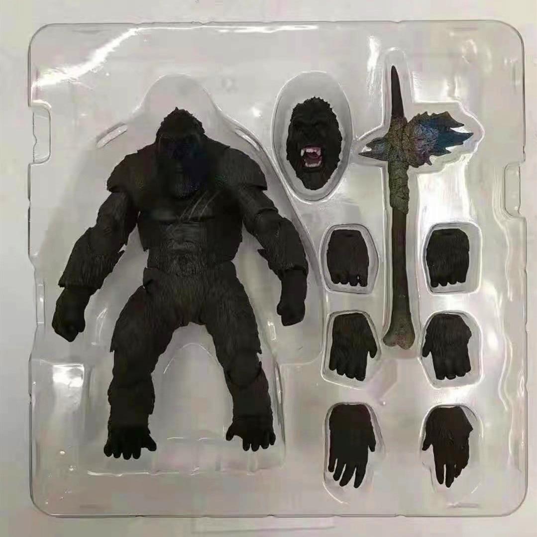 King Kong,Action,Figurine