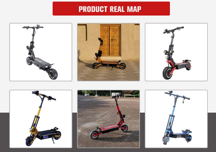 product real map