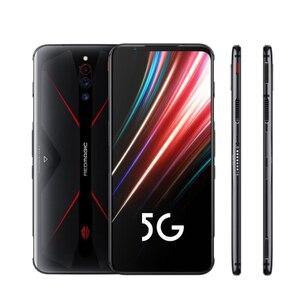 Globalna wersja ZTE Nubia Red Magic 5G telefon komórkowy 6.65