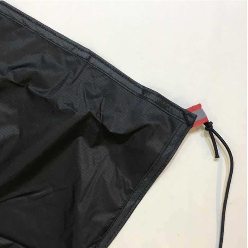 3F UL GEAR LanShan 2 namiot ślad wodoodporny odporny na zużycie arkusz oryginalny silnylon ziemi tkaniny 210*110cm