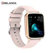 2020 Bluetooth Smart Watch Men Heart Rate Monitor Women Smartwatch Waterproof For android Apple Phone relogio inteligente