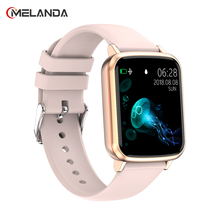 2020 Bluetooth חכם שעון גברים קצב לב צג נשים Smartwatch עמיד למים עבור אנדרואיד אפל טלפון relogio inteligente
