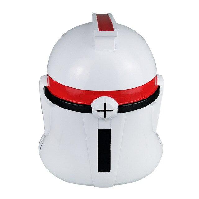 20 film Star Wars le masque mandalorien casques Cosplay PVC masques accessoires fournitures de vacances dhalloween