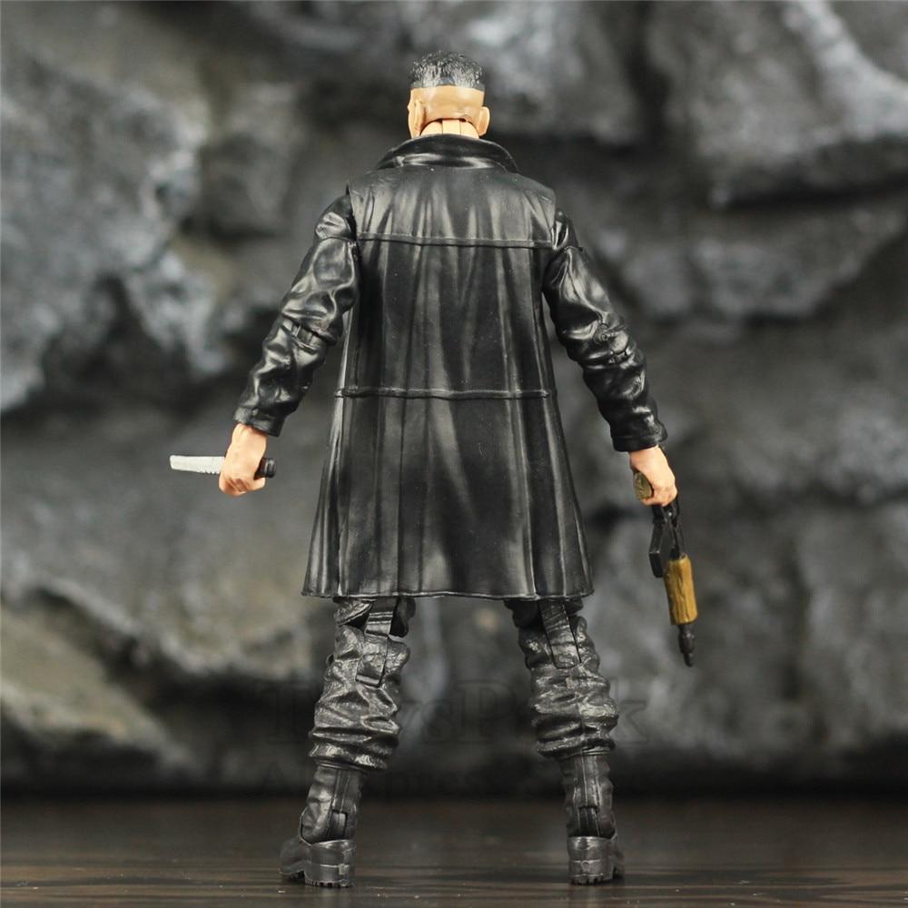 "Image 2 - Custom Marvel Legends Crossbones Mix Punisher Frank Castle TV 6"" Scale Action Figure Man Thing BAF Wave Body 1/12 Head Toys DollAction & Toy Figures   -"