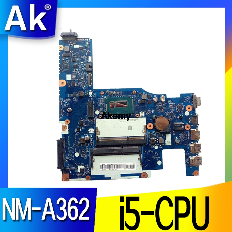 Tested ACLU1 ACLU2 UMA NM-A272 NM-A362 For Lenovo G50-70 Z50-70 G50-70M G50-80 Notebook Motherboard I5-CPU