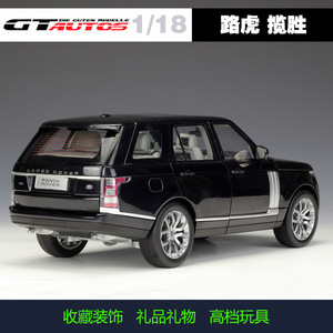 Image 4 - Welly GTA1: 18 Land Rover Range Rover SUV Simulation Alloy Car Model Collection Gift Decoration toy