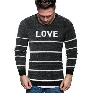Mens Sweaters O-Neck Long-Sleeve Knitting Winter Casual New Autumn for Hot-Sale Blouse
