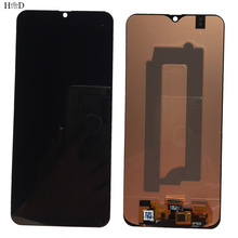 OLED Phone LCD Display For Samsung Galaxy A40s A407 LCD Display Touch Screen Digitizer LCDs Assembly Panel Sensor Glass Tools