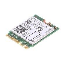Для четырехъядерным процессором In-tel Dual Band Bluetooth Беспроводной постоянного/переменного 3165 BT4.0 2,4G/5G 433 м NGFF НВ карты WXTB