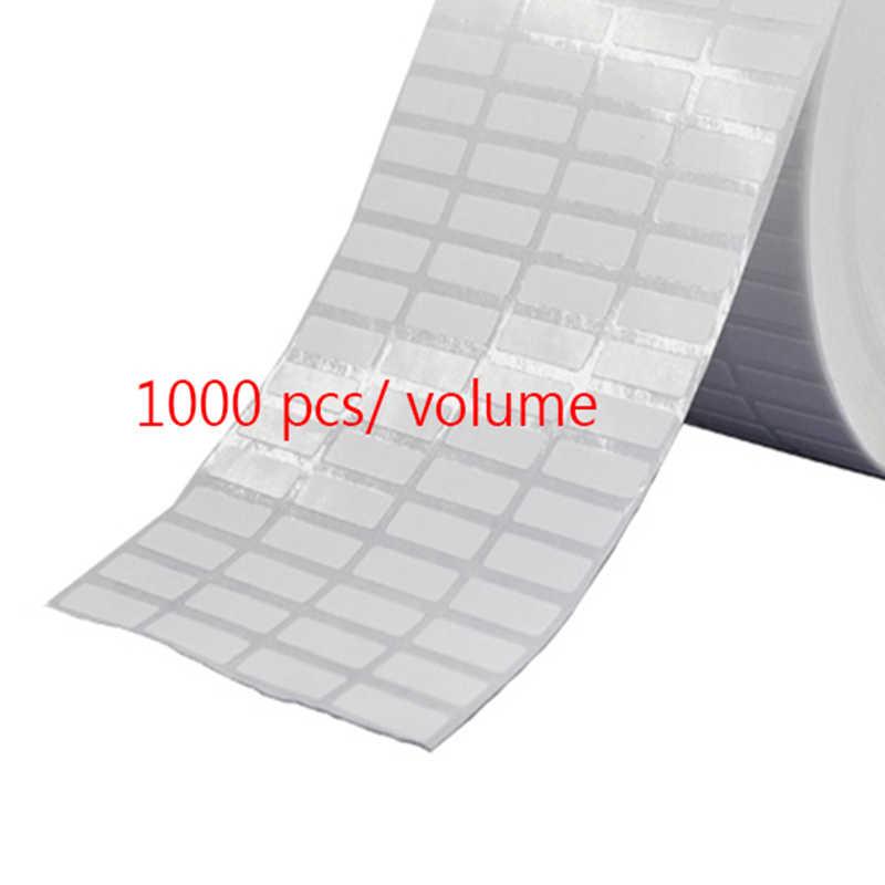 500pcs/1000pcs adesivi di volume nuovo Diamante di Immagazzinaggio di Classificazione Distinguere Etichetta Pittura Diamante Accessorio Strumenti di Ricamo