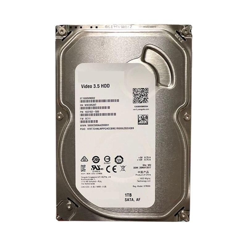 "New HDD For Seagate  1TB/2TB/3TB/4TB 3.5"" SATA 6 Gb/s 64MB 5900RPM For Internal Hard Drive For Surveillance HDD 1"