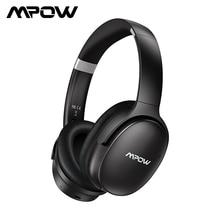 Mpow H10 HIFI ชุดหูฟังสเตอริโอตัดเสียงรบกวนหูฟัง 25H เวลาเล่นหูฟังไร้สายบลูทูธพร้อมไมโครโฟน