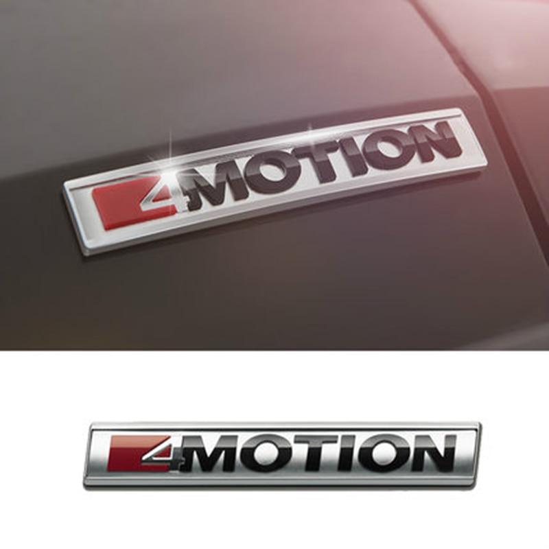 11x1,9 см кабулк красный цвет, 4motion наклейка на багажник Передняя Эмблема для Volkswagen Tiguan Passat Bora Magotan CC B4 B6 ABS Chrome внешней отделки