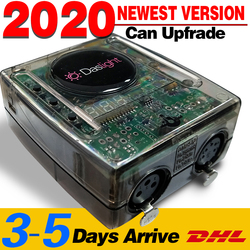 Das светильник DVC4 DMX программное обеспечение сценический светильник контроллер движущийся светильник ing консоль для дискотеки DJ сценический...