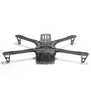 Image 4 - New REPTILE MWC X Mode X500 500mm 500 Full Glass Fiber Alien Multicopter Quadcopter Frame BlackSheep