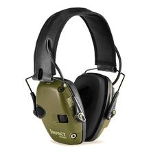 Electronic shooting earmuffs tactical outdoor sports anti-noise sound amplification hearing protection headphones foldable