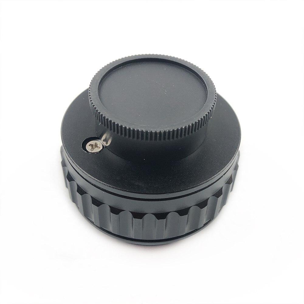 Agnicy 0.5x 1x 0.35x microscópio c interface