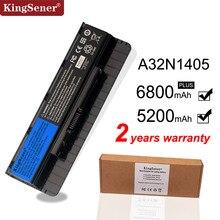Kingsener A32N1405 Аккумулятор для ноутбука ASUS ROG N551 N751 N751JK G551 G771 G771JK GL551 GL551JK GL551JM G551J G551JK G551M G551JW