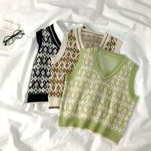 Новинка Осенняя двойная одежда в японском стиле кофейный жилет