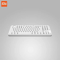 Xiaomi yuemi Mechanical Keyboard 87 keys Wired Usb Type C Cable With Led Backlight Computer Peripherals For Computer Office