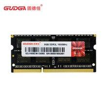 GUDGA DDr3 NB 4Gb 3 pièces 1600MHZ ECC 204 broches Sodimm Ram mémoire vive pour 3 ans de garantie pour ordinateur portable Intel ventes entières