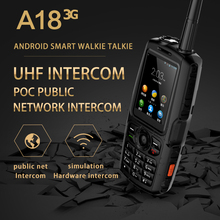 Alps A18 IP68 Zello Smart Walkie Talkie Android Mobile Phone
