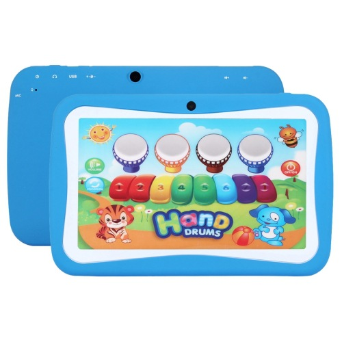 7-Inch Quad-core IPS Screen Android 5.1 Children Tablet PC Students Point Reading Tutor Machine WiFi