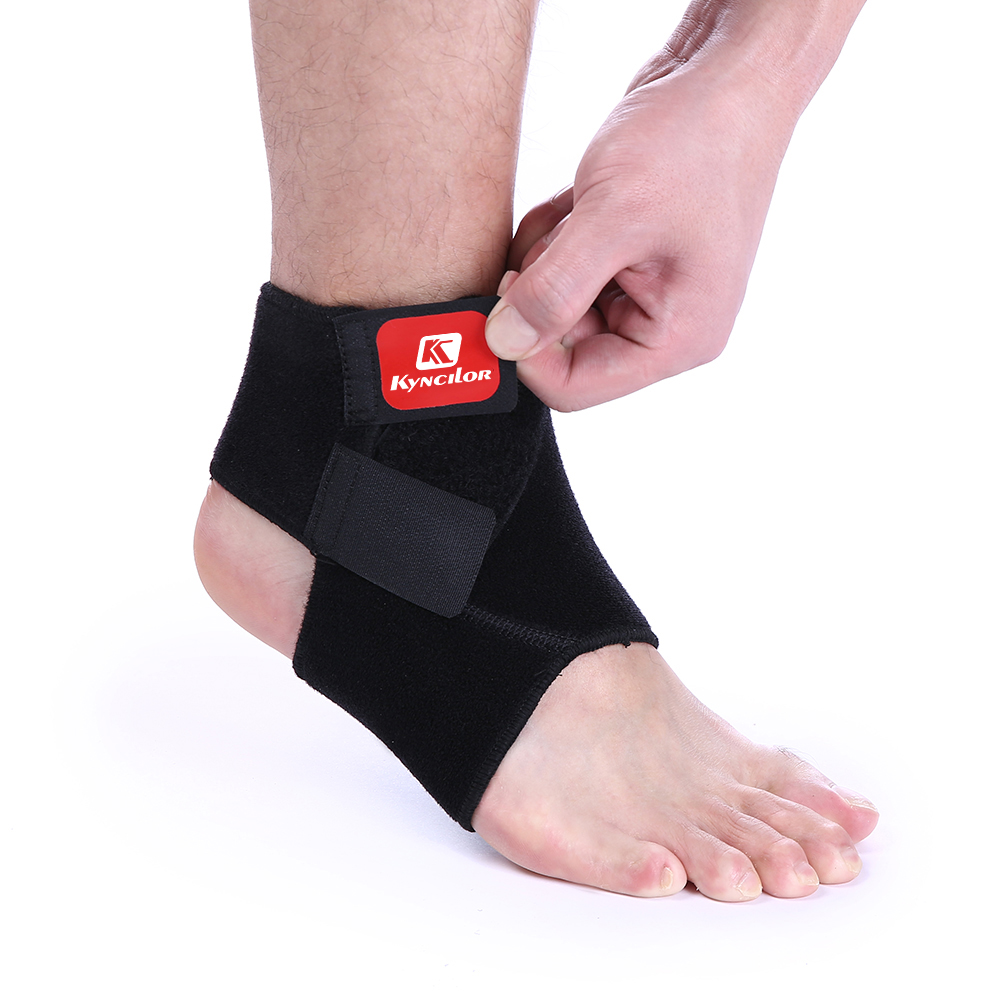 Ankle Basketball Running Sprain Protective Bandage Thin Pressure Gear Male Female 1 Pack
