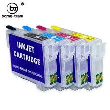 Ink-Cartridge Refillable Epson Xp 245 T29XL T2991 Xp-345 for Xp-247/Xp-445/Xp-442/..