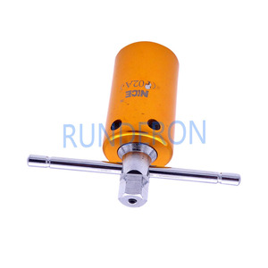 Image 2 - Устройство для измерения топлива F02A, клапан SCV, разборка, ремонт, Common Rail, инструмент для насоса BOSCH 818