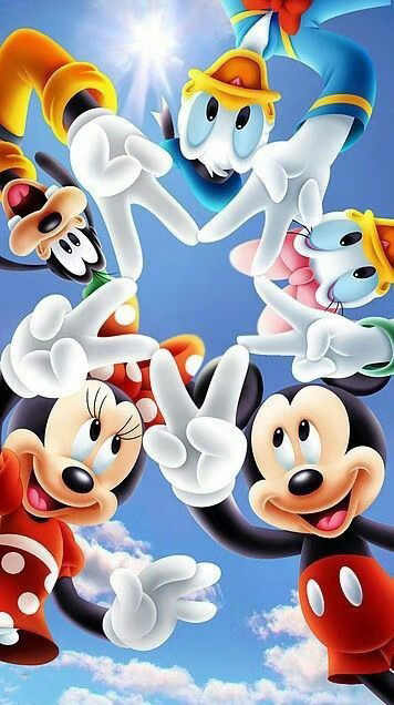 5D DIY Diamond Lukisan Kartun Disney Mickey Persegi Dicat Mosaik Bordir Cross Stitch Bordir Dekorasi Rumah L09074