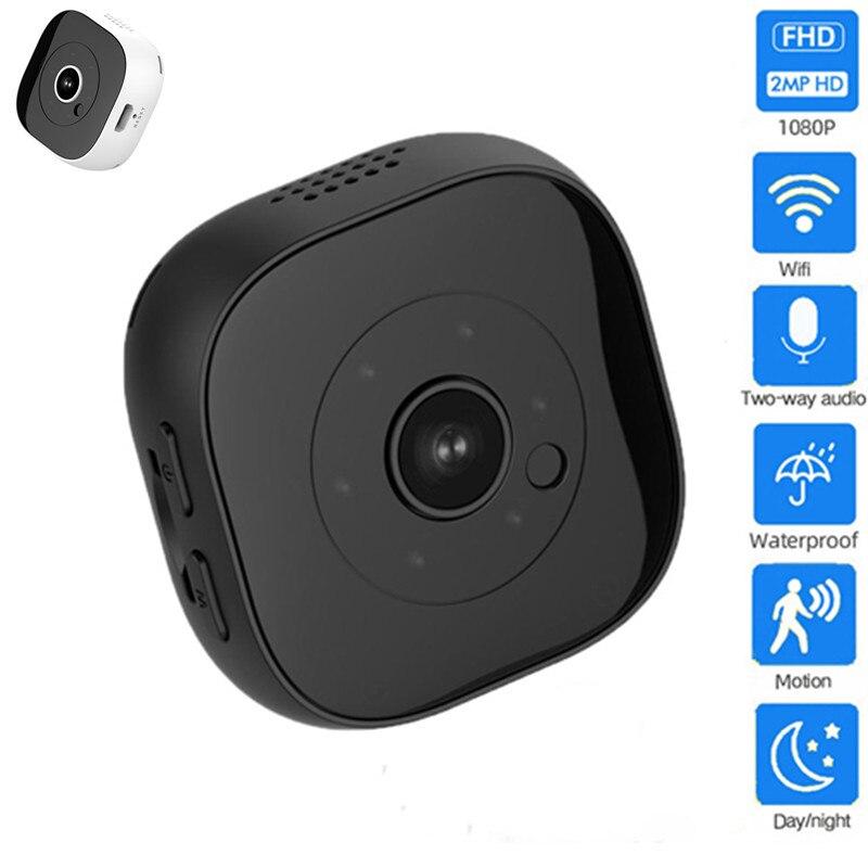 Mini caméra Wifi sport DV caméra d'action Micro caméra avec Vision nocturne capteur de mouvement caméscope enregistreur vidéo vocal petite caméra