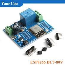 Module Development-Board Wifi Relay IOT Esp 12f ESP8266 Controller Wireless for Smart