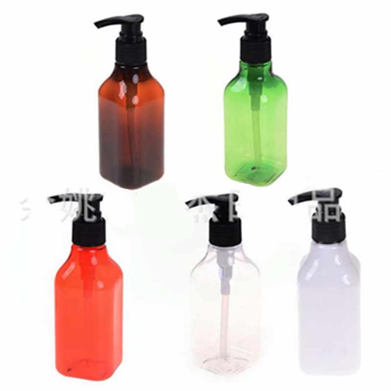 1 sztuk pompka do mydła w płynie pompa dozownika balsamu wymiana Jar Tube do makijażu łazienka podróż butelka z butelki z pompką
