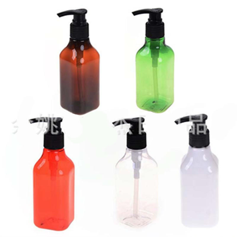 1PCS Soap Pump Liquid Lotion Dispenser Replacement Jar Tube For Makeup Bathroom Travel Lotion Bottling Pump Bottles