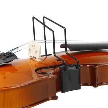 Gorąca sprzedaż VL-01 4 4 skrzypce łuk korektor z podwójnym stali utwór ABS zacisk na skrzypce akustyczne skrzypce łuk prostownica narzędzie tanie i dobre opinie SLADE CN (pochodzenie) Do skrzypiec Violin Bow