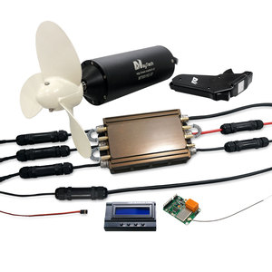 Image 3 - Maytech Electric Hydrofoil Fully Waterproof Efoil Surfboard Kit 65162 65161 Motor 300A ESC 1905WF Waterproof Remote
