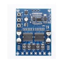 XH A353 HD ימאהה דיגיטלי Bluetooth מגבר לוח 20W + 20W YDA138 E Dual Core שדרוג אפקט צליל HIFI AMP