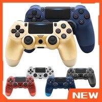 ワイヤレスゲームパッド PS4 ため PS4 コントローラの bluetooth ワイヤレスコントローラーゲームパッドフィットため PS3 デュアル 4 振動ジョイスティック