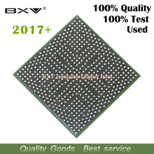 2pcs 2017+ 216-0752001 100% test work very well reball with balls BGA chipset for laptop free shipping tracking message