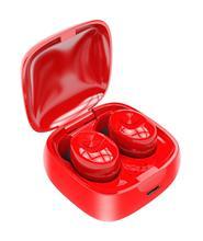 XG12最小ワイヤレスイヤホン防水Bluetooth5.0ノイズリダクションとイヤーハイファイステレオtwsミニイヤフォンで充電ボックス
