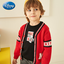 купить Disney Boy Knitted Sweaters Boy Sweaters New Fashion Knitted Sweaters 2019 Baby Jacket Baby Boy Clothes Kids Coat Disney Clothes по цене 2461.96 рублей