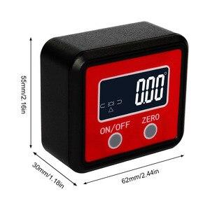 Image 5 - Goniometro angolare R & D smussatura universale Mini goniometro digitale elettronico a 360 gradi inclinometro Tester strumenti di misura
