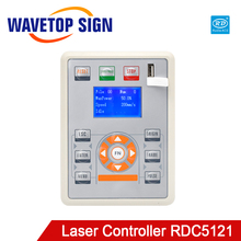 WaveTopSign Ruida RDC5121 לייט גרסה Co2 בלייזר עבור Co2 לייזר חריטה ומכונת חיתוך