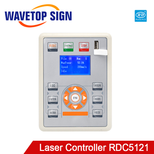 Image 1 - WaveTopSign Ruida RDC5121 Lite Phiên Bản Co2 Laser DSP Bộ Điều Khiển Cho Co2 Khắc Laser Và Cắt
