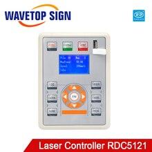 Wavetopsign ruida RDC5121 lite版Co2レーザーdspコントローラCo2レーザー彫刻と切断機