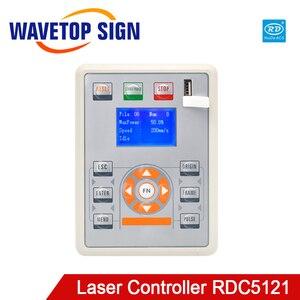 Image 1 - Wavetopsignature رويدا RDC5121 لايت الإصدار Co2 ليزر DSP تحكم عن Co2 النقش بالليزر وماكينة قطع