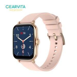 Image 4 - Gearvita Y20 Smart Watch Men P8 Plus 1.7 inch Rotate Button Waterproof Heartrate Fitness Tracker Smartwatch  Women PK GTS 2 P8