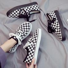 2019 Summer New Canvas Shoes Women's Sneakers Korean Version