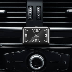 Watch Clock Car-Decoration-Ornaments Vehicle Automobile Fashion Quartz New TIOODRE High-Quality